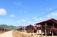 Aide vietnamienne pour une opération de relogement au Laos