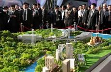 La Thaïlande et la Chine lancent les travaux d'un projet ferroviaire