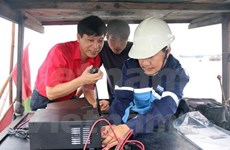 Des équipements ICOM offerts aux pêcheurs