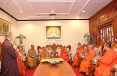 Vietnam-Laos : renforcement de la coopération entre bouddhistes