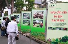 Expo : le Jardin botanique et zoologique de Saigon d'antan et d'aujourd'hui