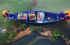 Les lacs de Hanoi menacés par la pollution et l'urbanisation galopante