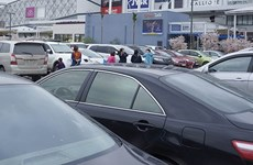 Automobile : plus de 240.000 véhicules automobiles vendus en 2015
