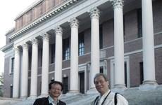 Un Professeur vietnamien à Harvard