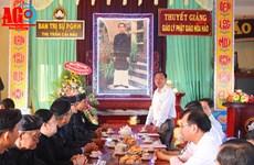 Bouddhisme Hoa Hao : célébration de la naissance du fondateur