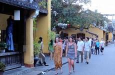 Quang Nam : hausse du nombre de touristes au Nouvel An 2016