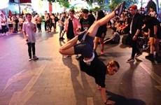 Festival d'arts de la rue à Hô Chi Minh-Ville