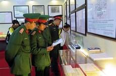 Exposition sur Hoàng Sa et Truong Sa à Lang Son
