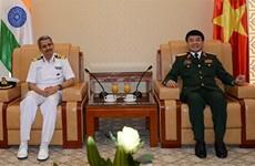 Promotion de la coopération dans la défense entre le Vietnam et l'Inde