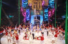 Gala international du cirque 2016 à Hanoi