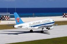Le Département d'aviation civile du Vietnam n'a reçu aucun plan de vol de la Chine
