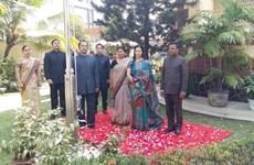 Célébration de la 67e Journée de la République indienne