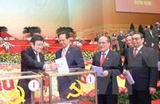 Congrès du Parti: communiqué de presse sur le sixième journée de travail