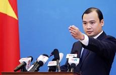 Le Vietnam demande aux pays de contribuer au maintien de la paix en Mer Orientale