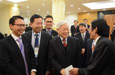 """Le Parti et l'Etat """"tiennent en haute estime la diaspora vietnamienne"""""""