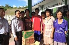 L'ambassade du Vietnam en Malaisie aide à faire rapatrier des pêcheurs vietnamiens