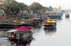 Ho Chi Minh-Ville : ouverture de 131 marchés aux fleurs