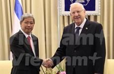 Israël souhaite resserrer ses relations avec le Vietnam