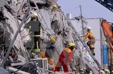 Taïwan : efforts pour sauver quatre Vietnamiens bloqués après le séisme