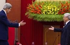 Tet traditionnel : le secrétaire d'Etat américain adresse ses voeux