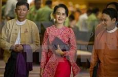 Myanmar : le parlement tient sa première session