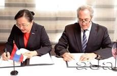 Les Etats-Unis et le Laos concluent un accord commercial