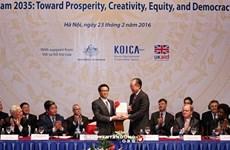 Rapport Vietnam 2035 : Vers la prospérité, la créativité, l'égalité et la démocratie