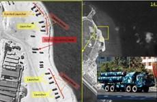 Les États-Unis éreintent la militarisation par la Chine en Mer Orientale