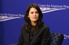 L'ambassadrice américaine préoccupée par les actes chinois en Mer Orientale