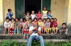 Réhahn Croquevielle, la photo en miroir de la culture ethnique vietnamienne