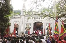 Phu Tho s'efforce de préserver le culte des rois Hùng