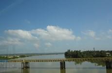 Le pont Hiên Luong, symbole de l'aspiration à la réunification