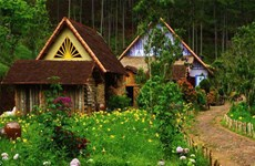 L'écotourisme au village de Cu Lan