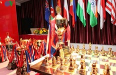 Bientôt le tournoi international d'échecs HD Bank 2016