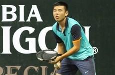 Ly Hoàng Nam est dans le top 900 de l'ATP