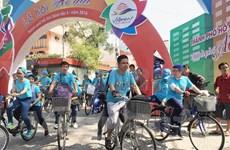 Lancement de l'opération Earth Hour à Hanoi et Ho Chi Minh-Ville