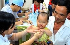 Programme de chirurgie orthopédique de médecins américains à Hanoi
