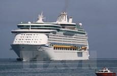 Le port de Chan May accueille deux paquebots de croisière internationaux