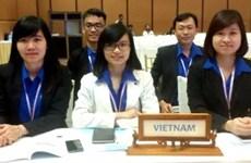 Le Vietnam participe au Forum des jeunes asiatiques