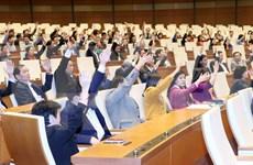 Le Bureau de l'AN présente ses candidats aux élections législatives