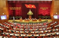 Premier jour du 2e Plénum du Comité central du Parti