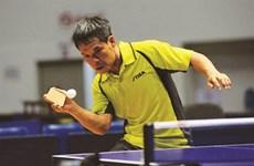 Nguyên Tuân An, le prodige du ping-pong