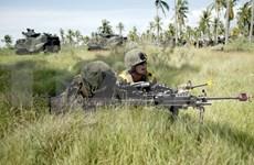 Marine: Indonésie et Etats-Unis planifient leur manoeuvre commune de 2016