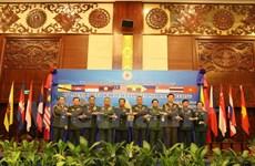ASEAN : ouverture de la 19e conférence informelle des commandants des forces armées