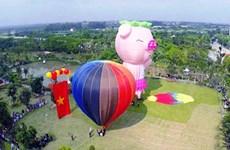 Thua Thiên-Huê : bientôt le Festival international de montgolfières 2016