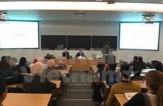 Conférence sur la stratégie énergétique pour le Vietnam