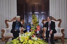 Le Vietnam apprécie les consultations politiques et l'assistance technique du FMI
