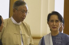 Au Myanmar, le président-élu propose un gouvernement restreint