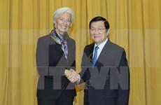 Le Vietnam souhaite une assistance continue du FMI