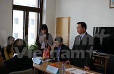 Promotion d'investissement entre les entreprises vietnamiennes et allemandes